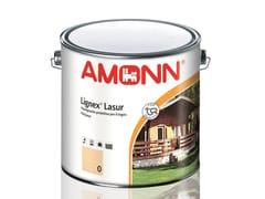 J.F. AMONN, LIGNEX LASUR Prodotto per la protezione del legno