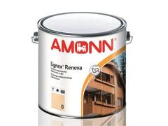 J.F. AMONN, LIGNEX RENOVA Prodotto per la protezione del legno