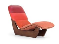 Chaise longue imbottitaLILO | Chaise longue - MOROSO