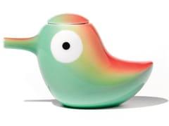 Contenitore per alimenti in porcellanaLILY BIRD - ALESSI