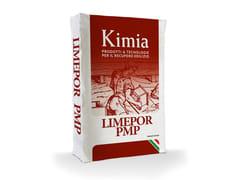 Malta a base di calce idraulica naturaleLIMEPOR PMP - KIMIA