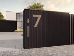 RENSON, LINARTE Superficie tridimensionale per facciate per interni/esterni
