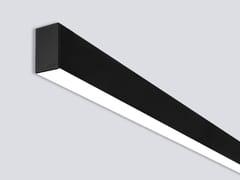 Profilo per illuminazione lineare da parete LINE A - Line