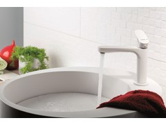 Miscelatore per lavabo da piano monocomando LINFA | Miscelatore per lavabo - LINFA