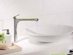 Miscelatore per lavabo senza scarico LINFA | Miscelatore per lavabo senza scarico - LINFA