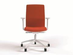 Sedia ufficio girevole reclinabile a 5 razzeLINK - METALÚRGICA DO LEVIRA