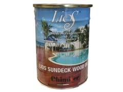 Chimiver Panseri, LIOS SUNDECK WOOD OIL LIGHT Impregnante per legno
