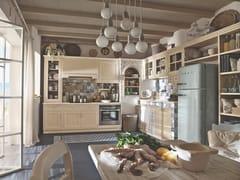 Cucina su misura in legnoPROVENZA | Lipari - MARTINI MOBILI
