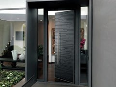 Alias Security Doors, LISTEN Pannello di rivestimento per porte blindate