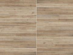 Pavimento per esterni in gres porcellanato a tutta massa effetto legnoLISTONE D Deserto - ITALGRANITI