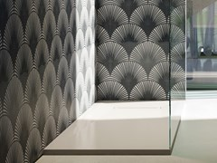 Piatto doccia incassato in Luxolid®LITO SOLID - RELAX DESIGN