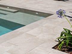 Pavimento in gres porcellanato effetto pietraLITOS SABANA - EXAGRES