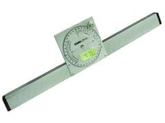 Livella in alluminio profilatoLIVELLA GONIOMETRICA - METRICA