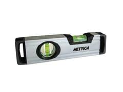 Livella in alluminio profilatoLIVELLA PER ELETTRICISTI - METRICA