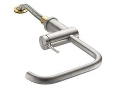 Miscelatore da cucina sottofinestra in acciaio inox con bocca girevoleLIVELLO 10.231.043.700FL - FRANKE WATER SYSTEMS