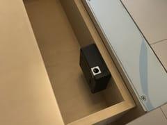 Chiusura smart invisibile per locker e mobiliLKR - SERRATURE MERONI