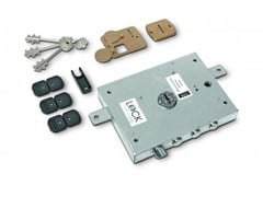 Serratura di sicurezza LOCK TRAP SYSTEM - DIERRE