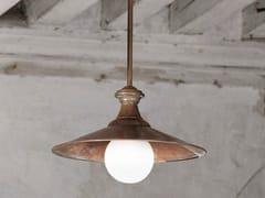 Lampada a sospensione per esterno in metalloLOGGIATO | Lampada a sospensione per esterno - ALDO BERNARDI