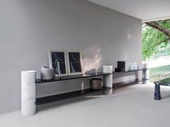 Libreria componibile modulareLOICO - cm 452 x h75 - AGAPECASA