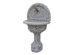 Lavello da muro in pietra ricostruitaLOIRA - BONFANTE