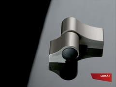 Cerniera a 2 ali in alluminio estruso LOIRA+ | Cerniera per porte - Loira+