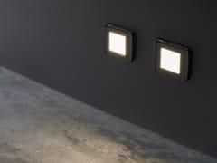 Segnapasso a LED a pareteLOLED Qd - DGA