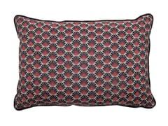Cuscino rettangolare in tessutoLONGUÈ 036-11 - L'OPIFICIO