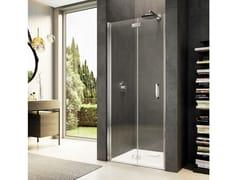 Provex Industrie, LOOK FREE LF Box doccia a nicchia in vetro