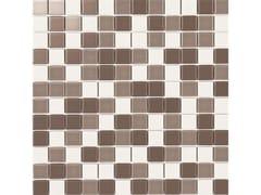 Mosaico in gres porcellanato per interni ed esterniLORCA MIX MATT - LUCIDI - CE.SI. CERAMICA DI SIRONE