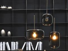 Lampada a sospensione in vetro di MuranoLORD | Lampada a sospensione - ADRIANI E ROSSI EDIZIONI