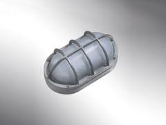 Lampada da parete per esterno / lampada da soffitto per esterno in alluminio LOTUS B -