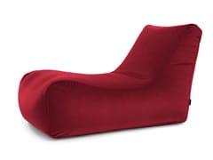 Chaise longue imbottita in poliestereLOUNGE BARCELONA - PUSKU PUSKU