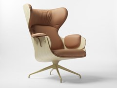 LOUNGER | Leather armchair
