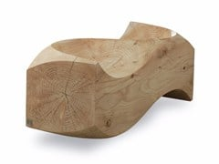 Panca in legno LOVESEAT -