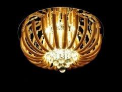 Plafoniera a LED in cristalloLUCE - ARREDIORG