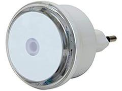 Luce notturna con sensore rilevatore crepuscolareLUCE NOTTURNA A LED - ELECTRALINE