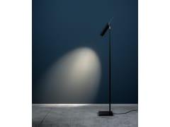 Lampada da terra a LED orientabileLUCENERA 506 - CATELLANI & SMITH