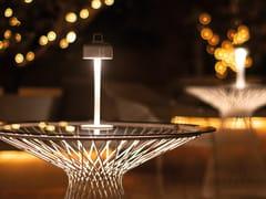 Lampada da terra a LED in ABSLUCIOLE   Lampada da terra - EMU GROUP