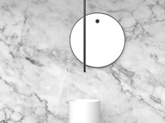 Rubinetto per lavabo a infrarossi da soffitto in acciaio inoxLUCKY 7 | Rubinetto per lavabo da soffitto - JUSTIME
