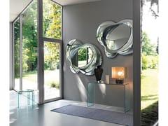 Specchio con cornice da pareteLUCY | Specchio - FIAM ITALIA