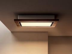 Cappa da soffitto con luce ledLULLABY - ELICA