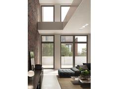 Porta-finestra ad anta-ribalta in legnoLUMIA | Porta-finestra ad anta-ribalta - BG LEGNO