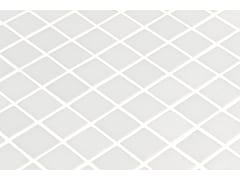 Mosaico in vetro per interni ed esterniLUMINISCENT WHITE - ONIX CERÁMICA