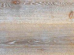 Parquet spazzolato in rovere LUNA CHIARO - Futura