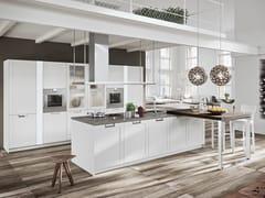 Cucina componibile laccata LUX CLASSIC | Cucina - SISTEMA