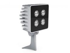 Proiettore per esterno a LED in alluminioLUXOR L1 - ADHARA