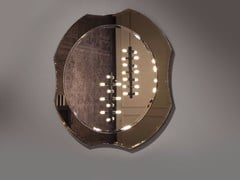 Antonio Lupi Design, LUXOR Specchio da parete per bagno
