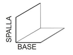 Profilo a L per paretiLW 3030 - CIPRIANI PROFILATI