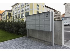 Cassetta postale per esterniEU30CH/EU40CH | Cassetta postale - RAVASI