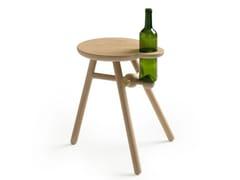 Tavolino rotondo in legno da salottoLX638 | Tavolino - LEOLUX LX